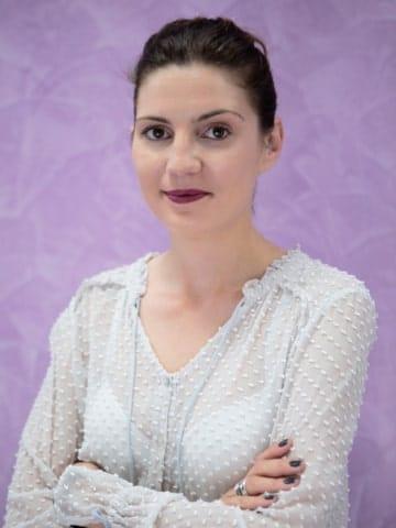 Alexandra Vezeteu, optometrist, Cluj, QVision