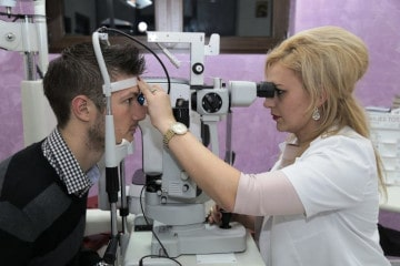Medic oftalmolog Oana Rusu, QVision Cluj